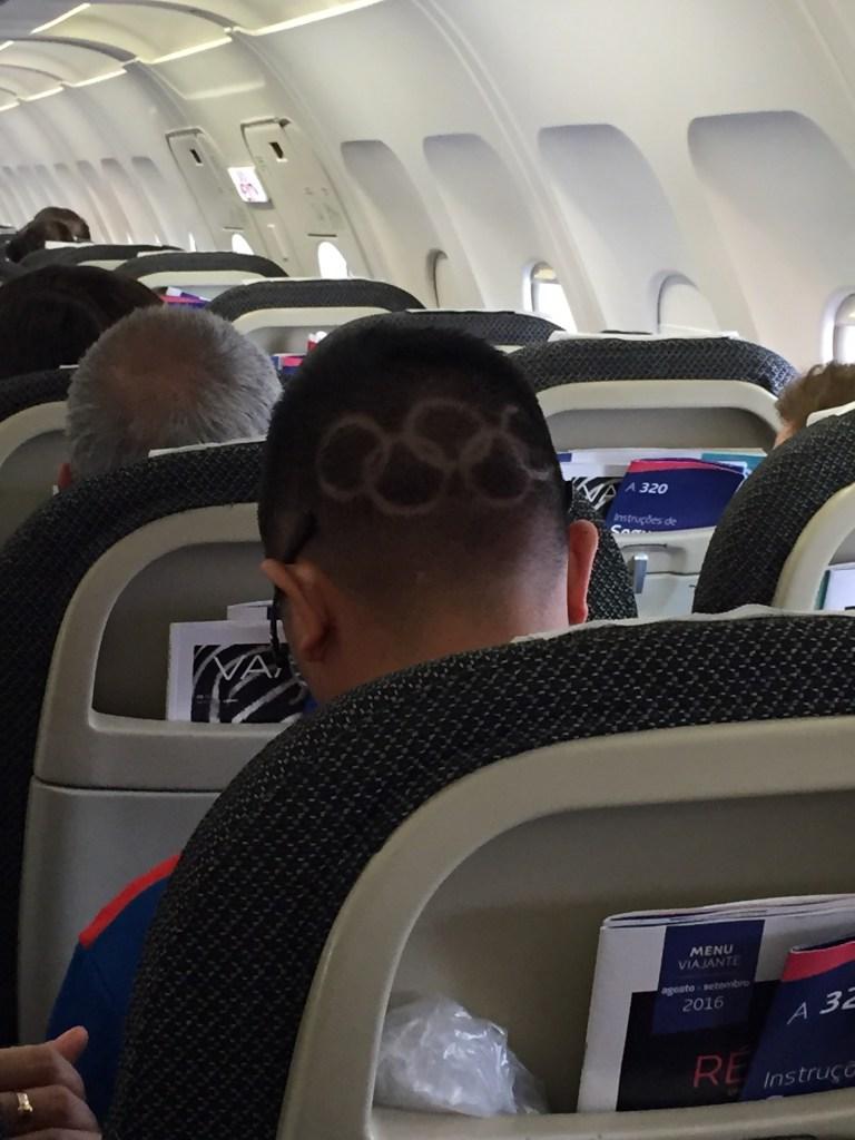 Gotta admit - hell of a good hairdo