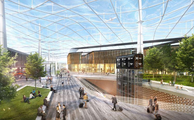 Terminal 6 design
