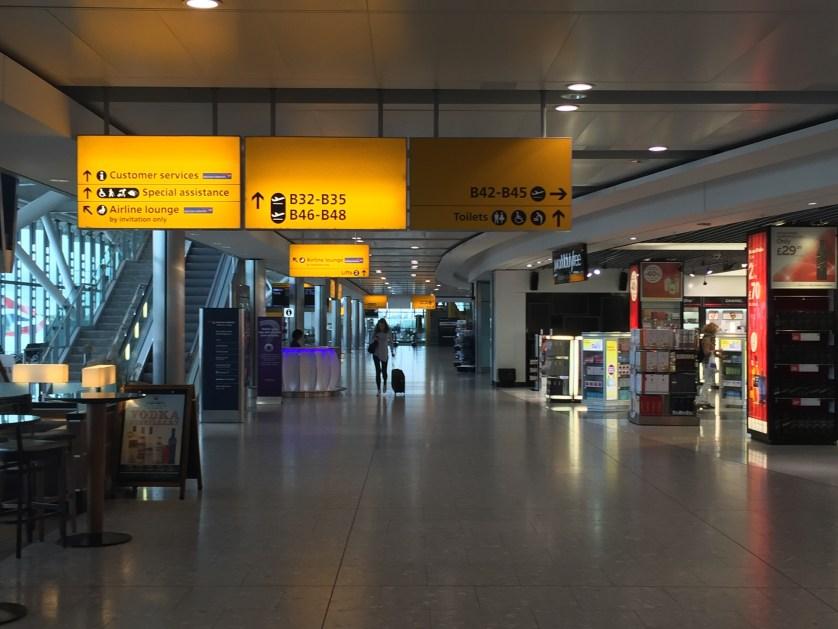British B Terminal