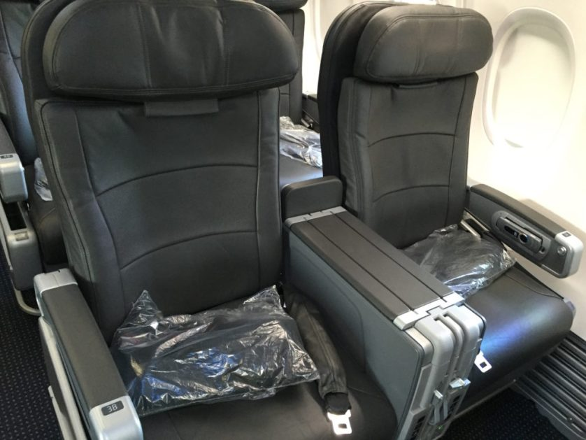 AA 737 New Seats