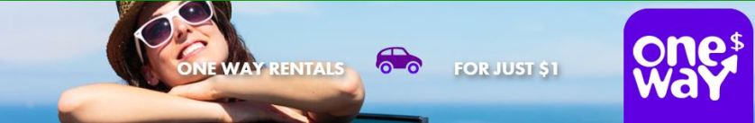EuropeCar 1 Way Rentals