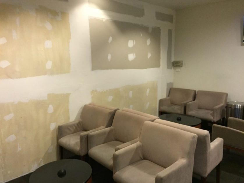 Copa Lounge Seating Area