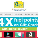 Great Black Friday Gift Card Deals! Kroger to the Rescue!