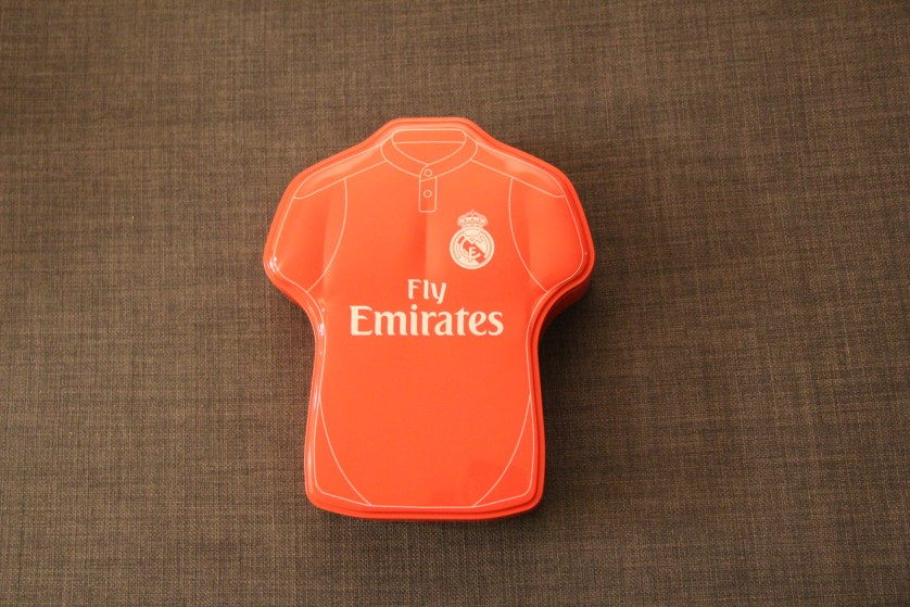 Emirates cookie tin
