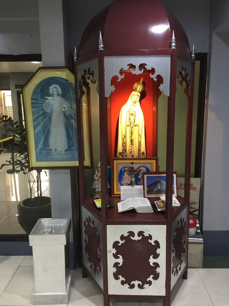 Manila Virgin Mary