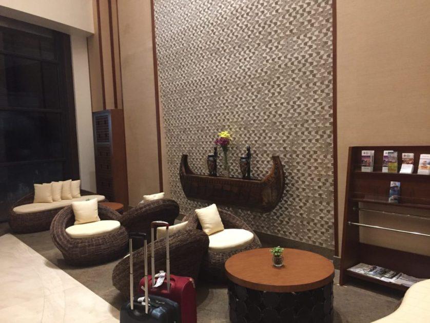 Best Western Lobby