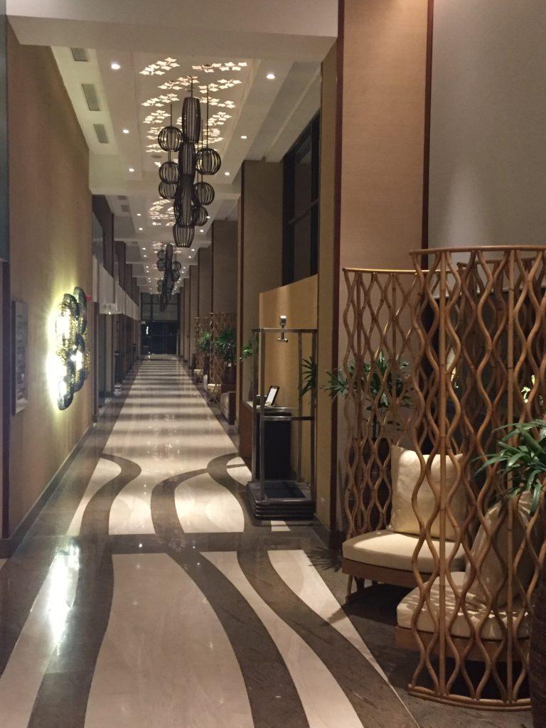 Best Western Hallways
