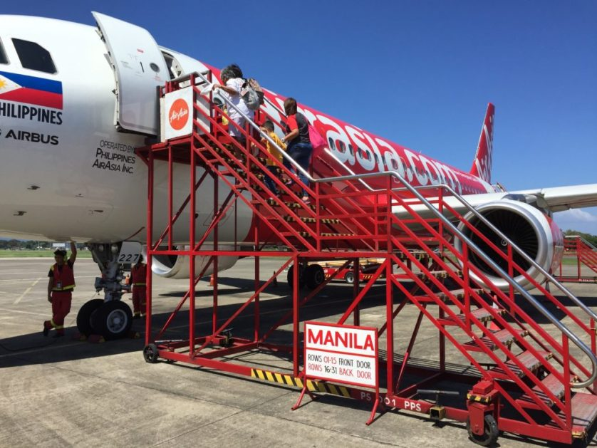 Air Asia Boarding Gate