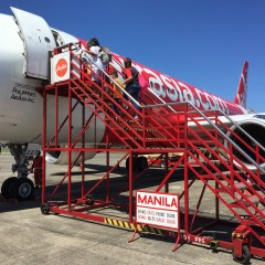 Air Asia, Flight Review, Flying around the Philippines