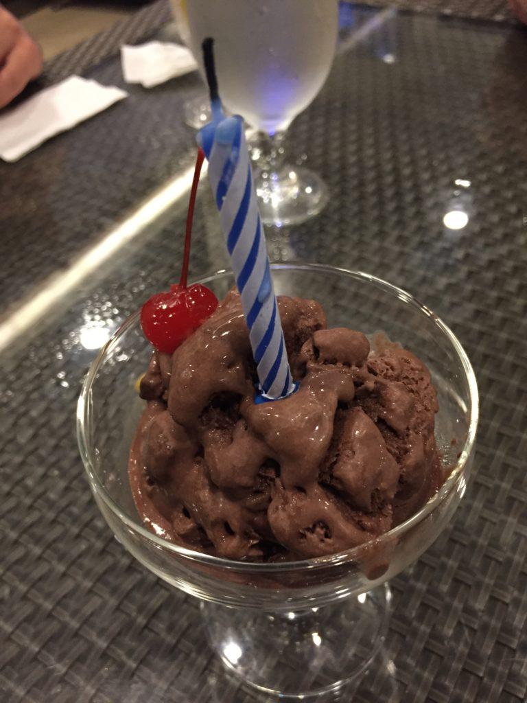 Ice Cream Sunday Birthday