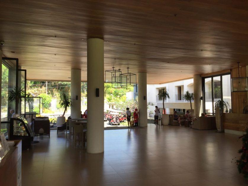 Fairways and Bluewater Lobby