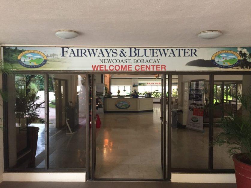 Fairways Welcome Center