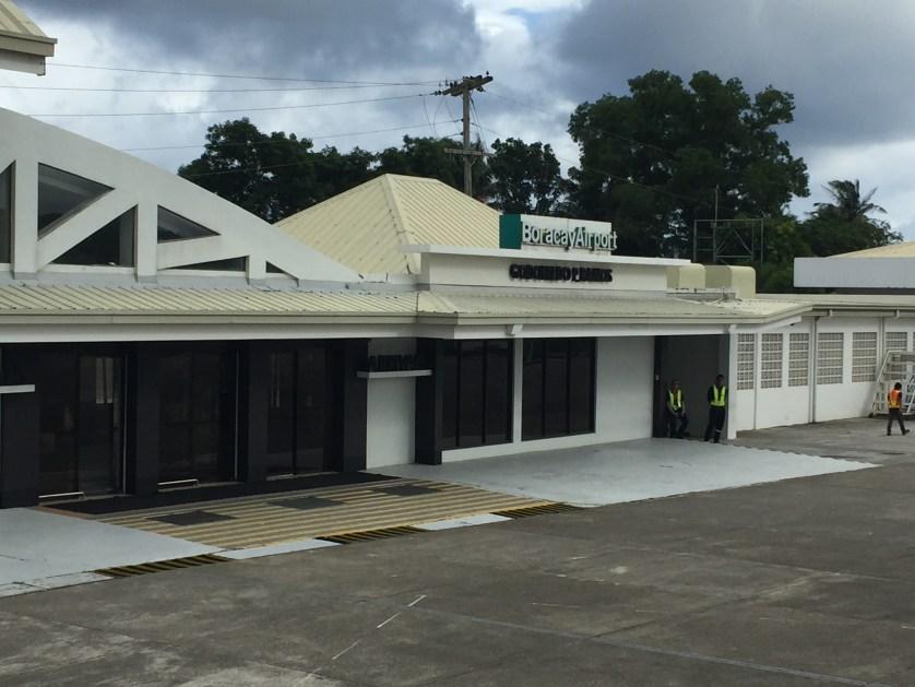 Boracay Airport Terminal