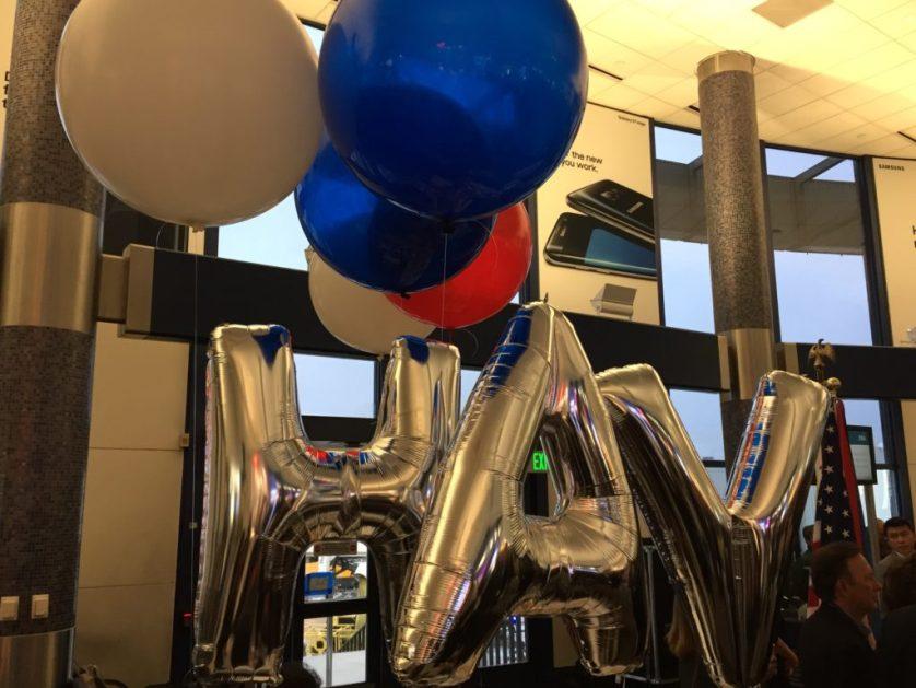 Alaska Airlines HAV Balloons