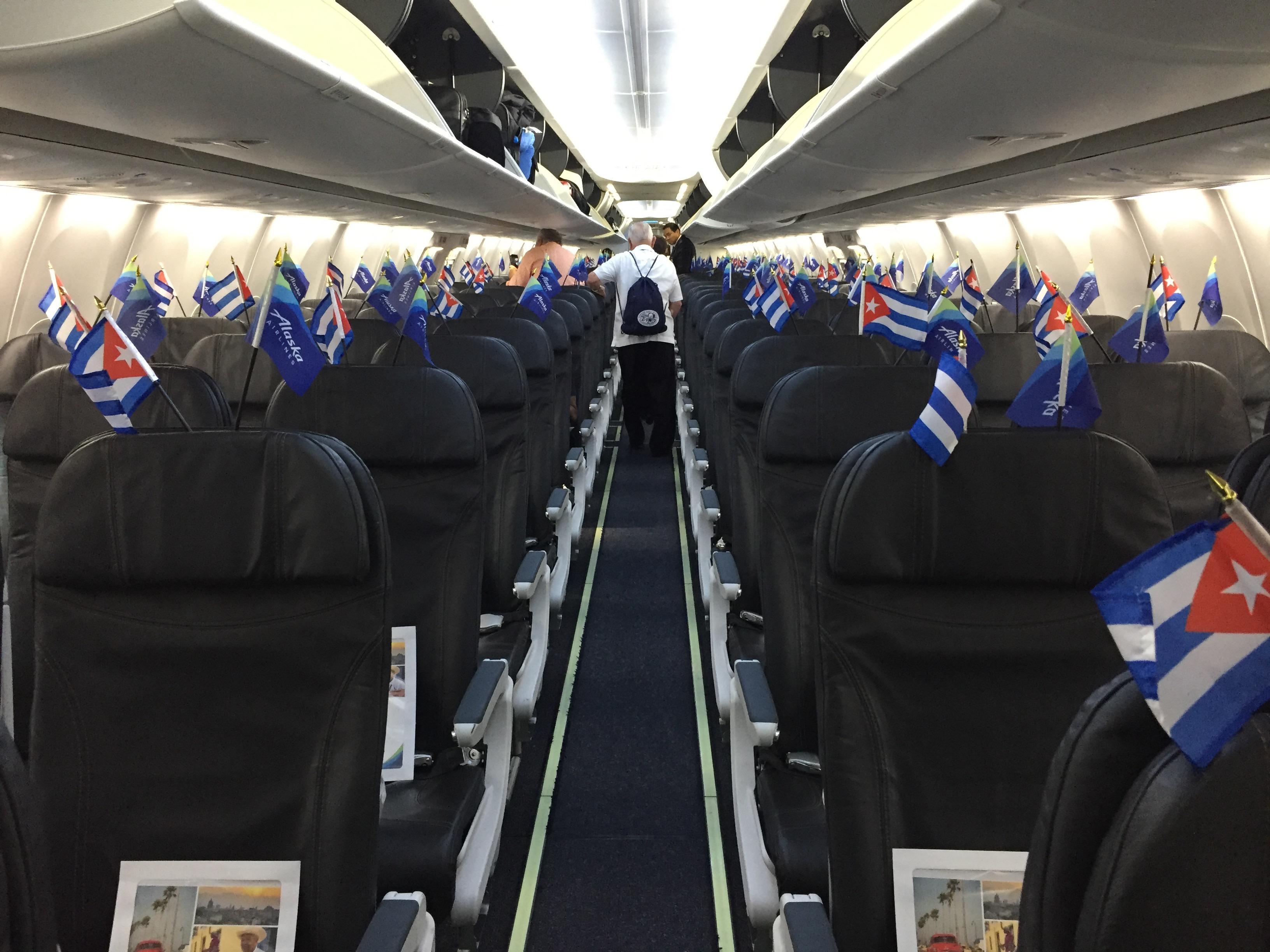 Alaska Airlines Seattle to Havana Inaugural Trip Report   No Mas ...
