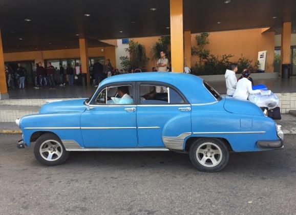 The Havana Airport Departure Experience