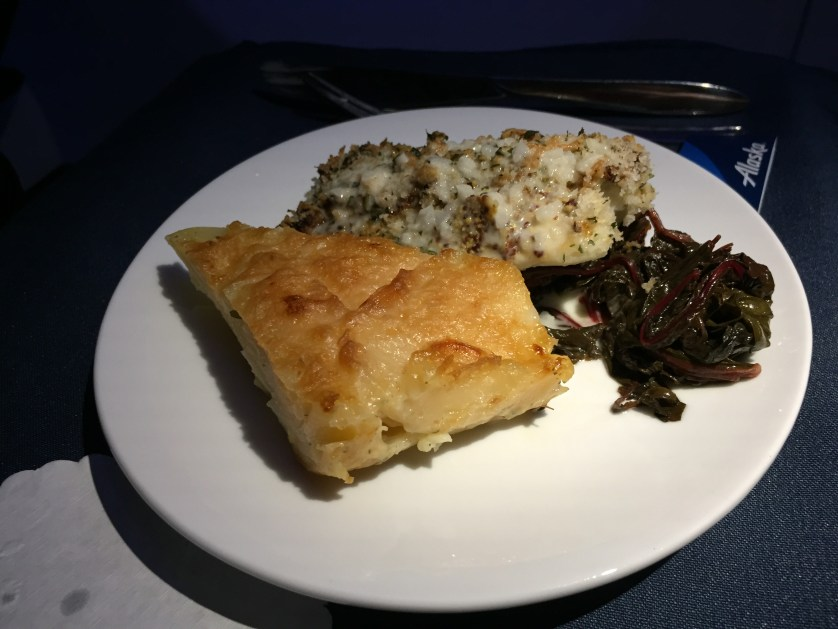Alaska Airlines Catering