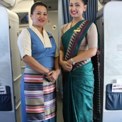 Nepal Airlines Review, Flight from KTM-DEL