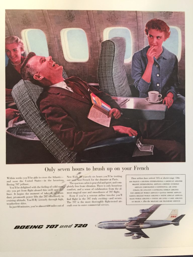 Old Boeing Advertisement