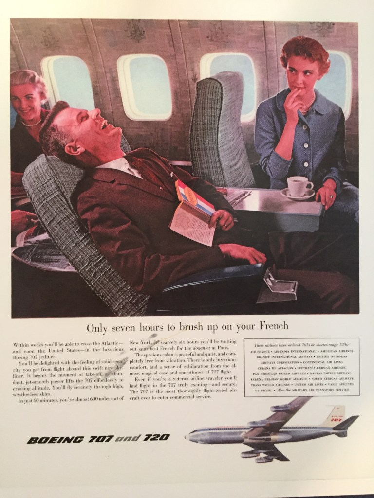 Old Boeing Advertisement