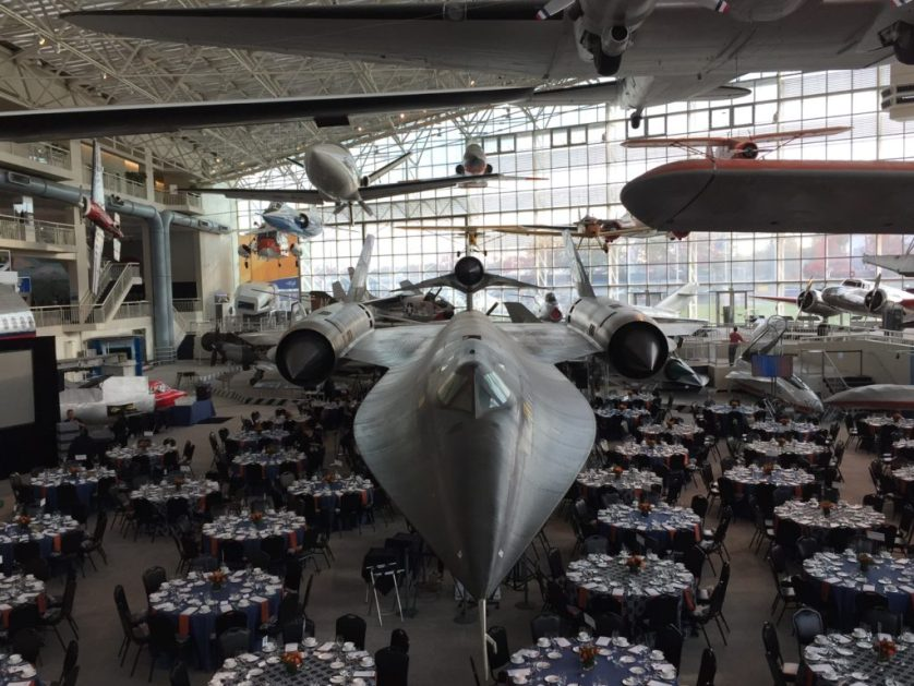 Museum of Flight Private Function