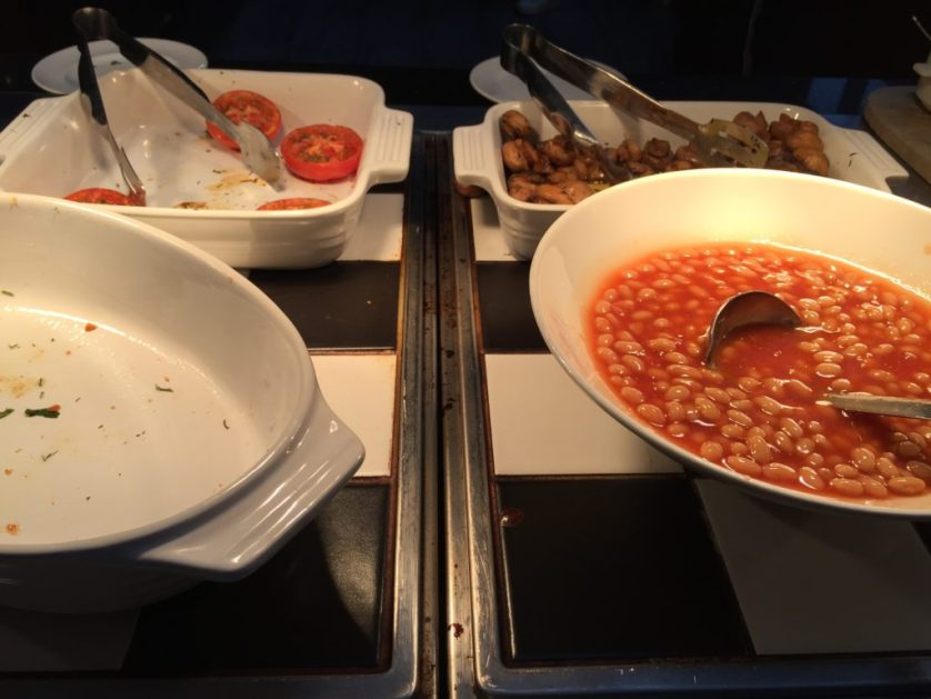 Hilton Dublin Breakfast