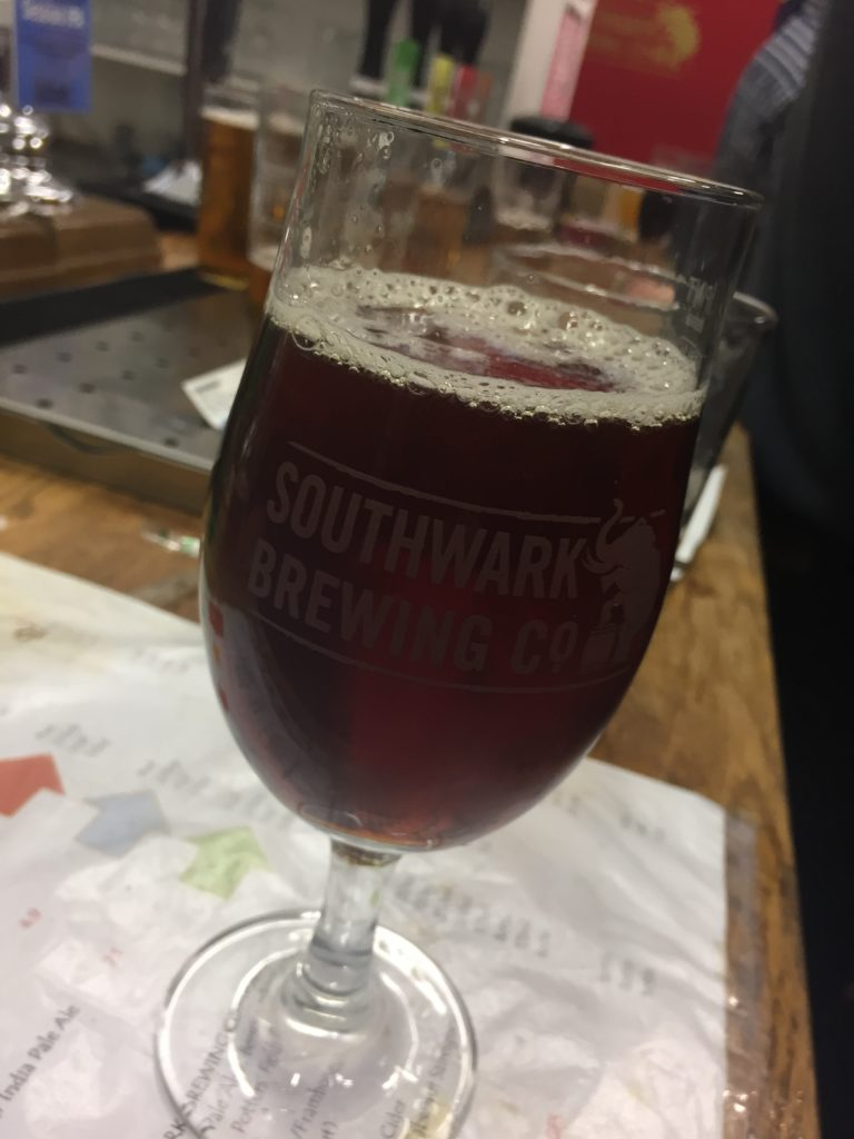 Southwark Brewery, London