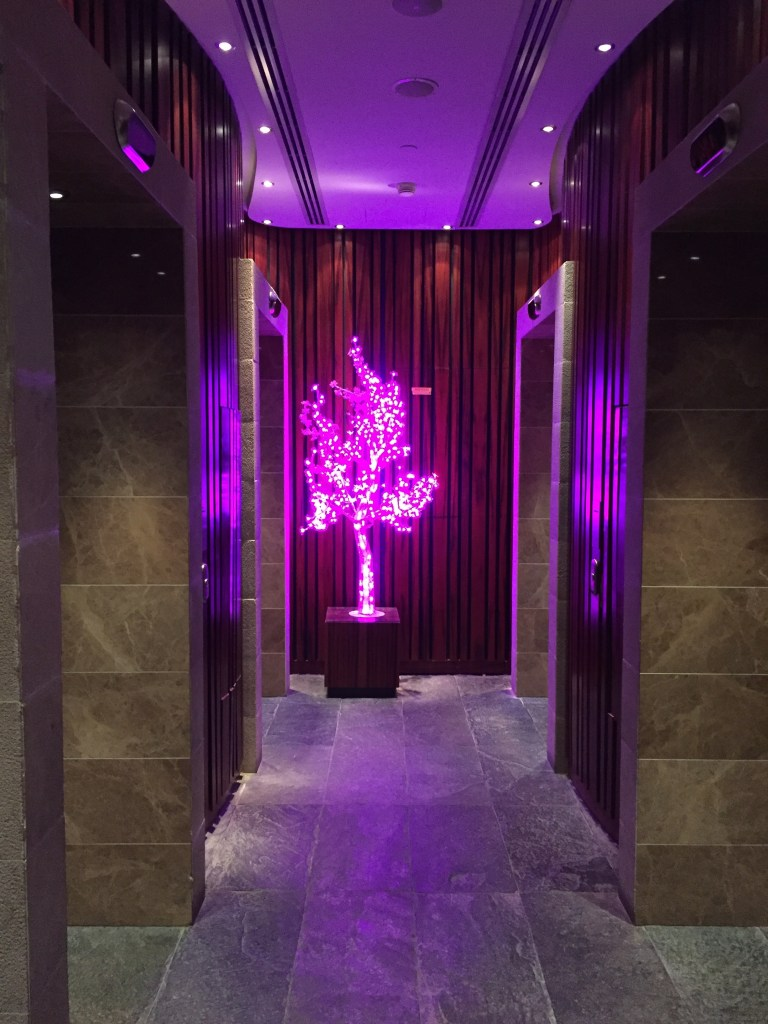 Aloft Abu Dhabi Elevators