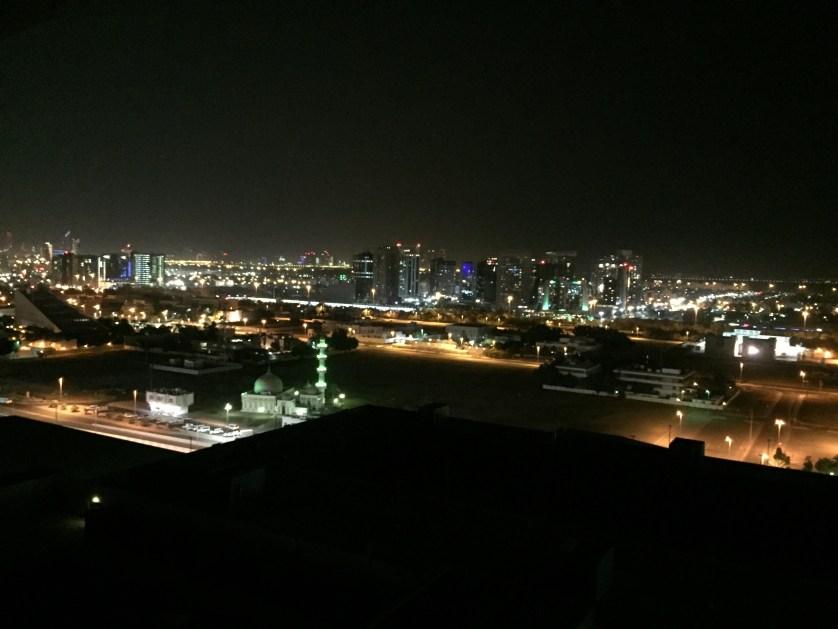 Aloft Abu Dhabi Rooftop