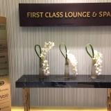 Etihad First Class Lounge and Spa, Abu Dhabi