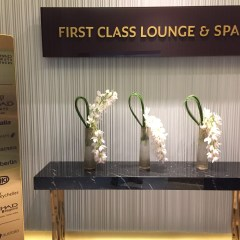 Etihad First Class Lounge and Spa, Abu Dhabi
