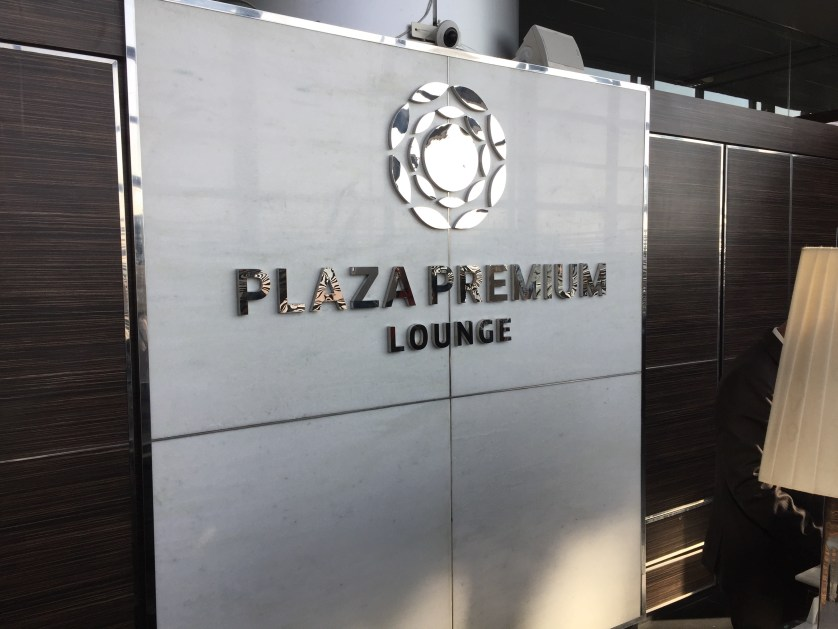 Plaza Premium Lounge Hyderabad Airport