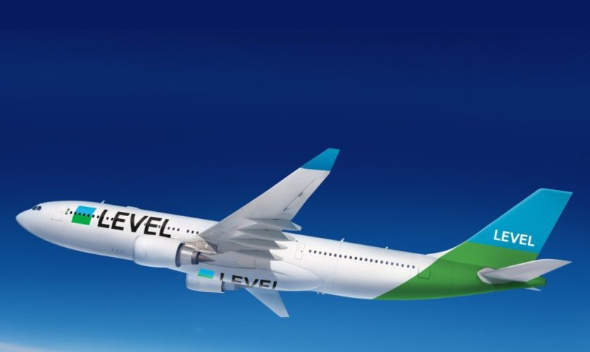 Level Airline from IAG website