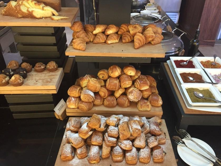 Hilton Tangier Breakfast