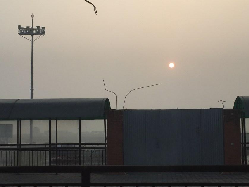 Kathmandu Fog