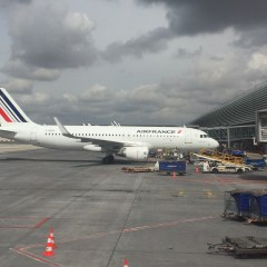 Air France A320 Business Class Intra Europe Review