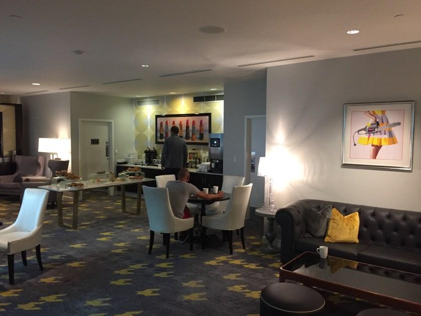 Nines Hotel Portland Club Lounge