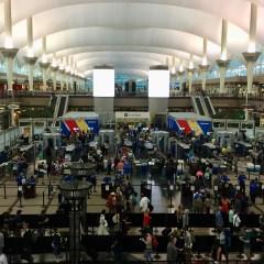 President Trump's Government Shutdown should NOT affect TSA