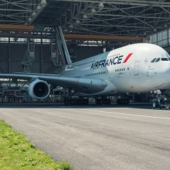 Masturbation Causes Air France Flight Cancellation