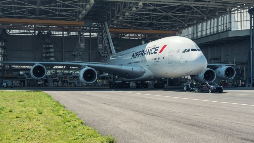 Air France from Clarin.com