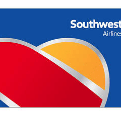 Attention Southwest Airlines Fliers… Gift cards discounted up to 20%