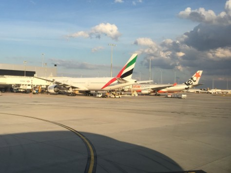 Emirates 777