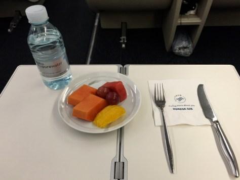 "Fruit ""plate"" ??"