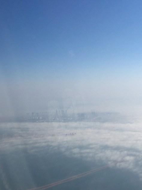 Incheon Fog