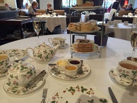 Millennium Mayfair Hotel Afternoon Tea