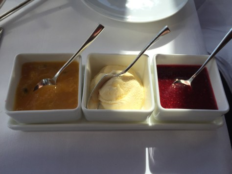 Apricot and Raspberry Jam, and Clotted Cream