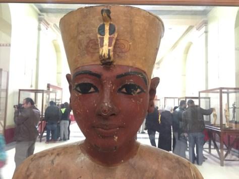 King Tut, Egyptian Museum, Cairo