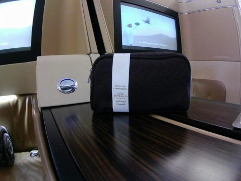 Etihad Amenity Kit