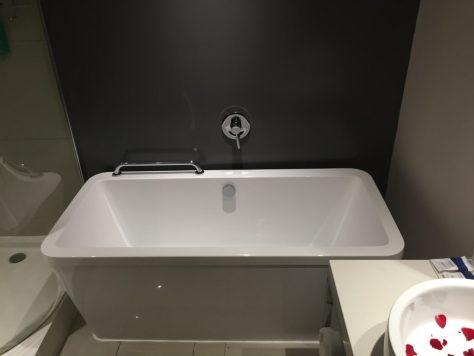 Protea OR Tambo bathtub