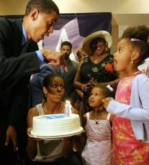 Obama birthday with family 2004.jpg